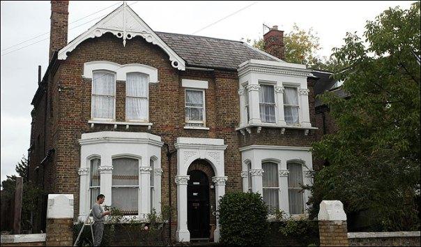 £1.2 London Mansion.