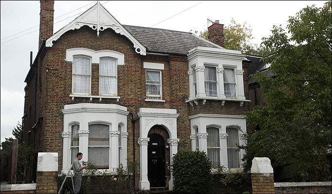 £1.2 London Mansion.