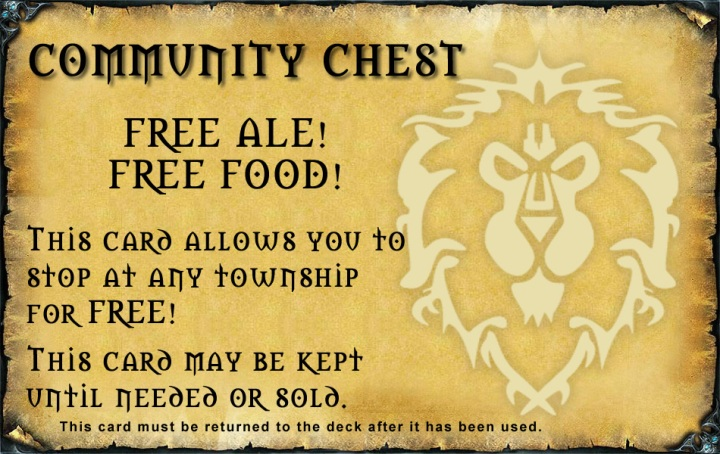 World of Warcraft Community Chest
