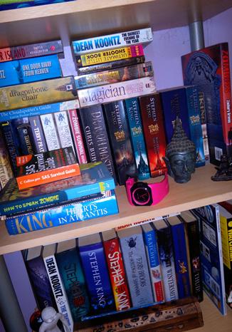 Noobies Bookshelf