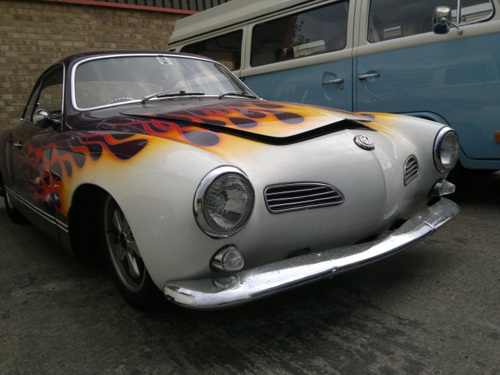 Funky VW Thingy