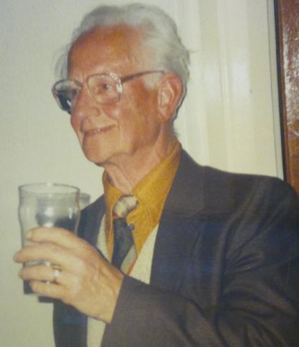 My Grandfather - Herbet Farmer