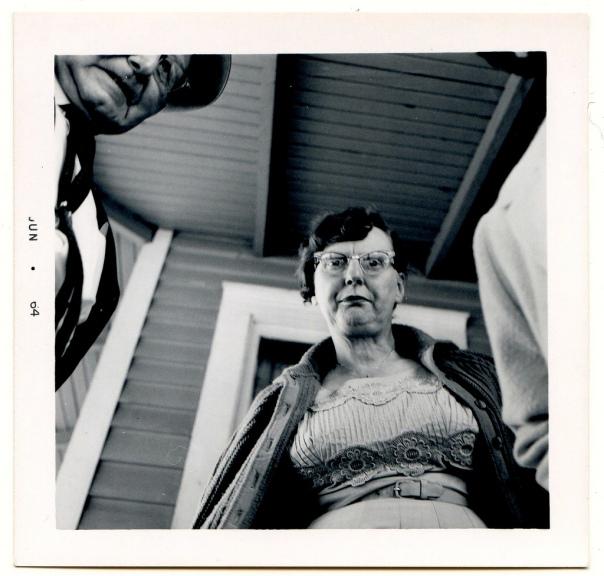 The Unknown - Diane Arbus