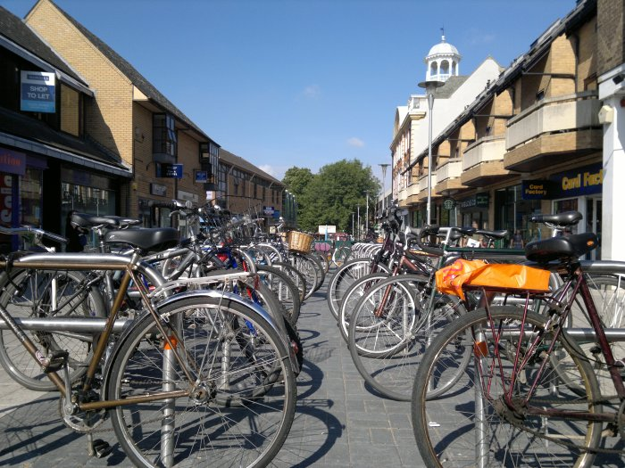 Cambridge bicycles