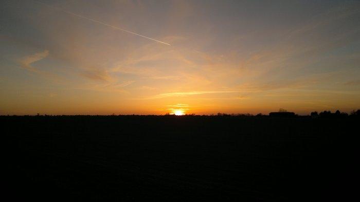 summer sunset 2012