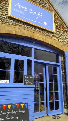 Art Cafe - Glandford, Holt, Norfolk