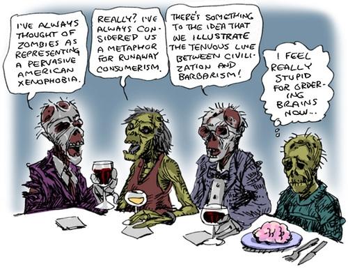 zombiehumour