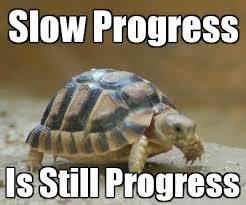slowprogress
