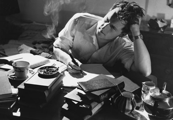 Image result for stressed writer]