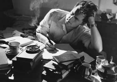 Image result for stressed writer]
