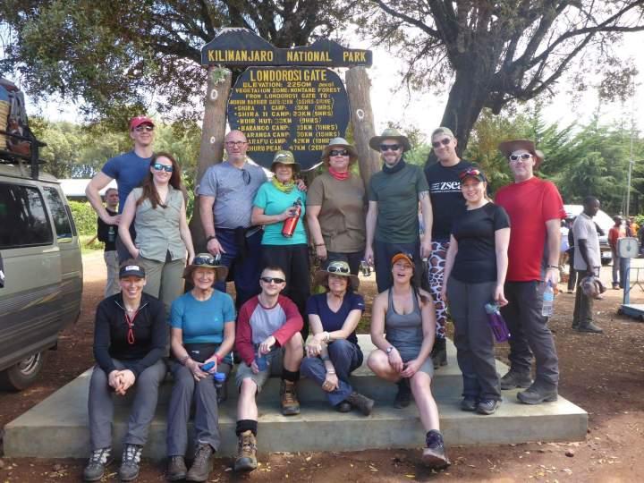Kilimanjaro: Beyond My Comfort Zone – Part1