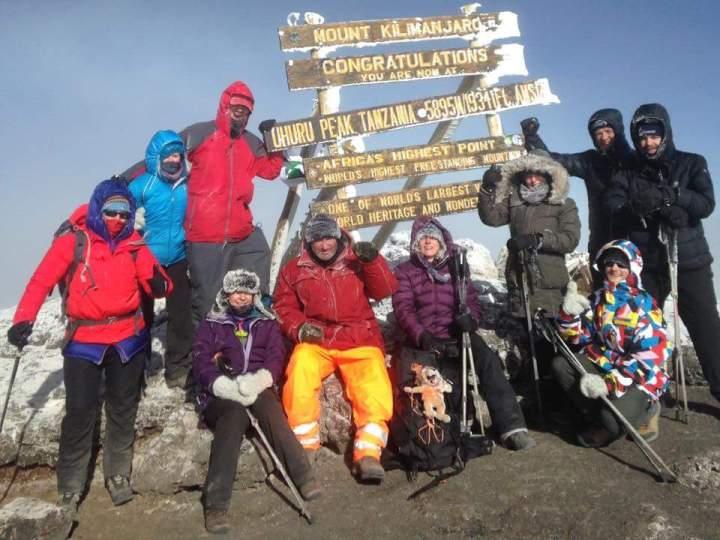 Kilimanjaro: Beyond My Comfort Zone – Part3