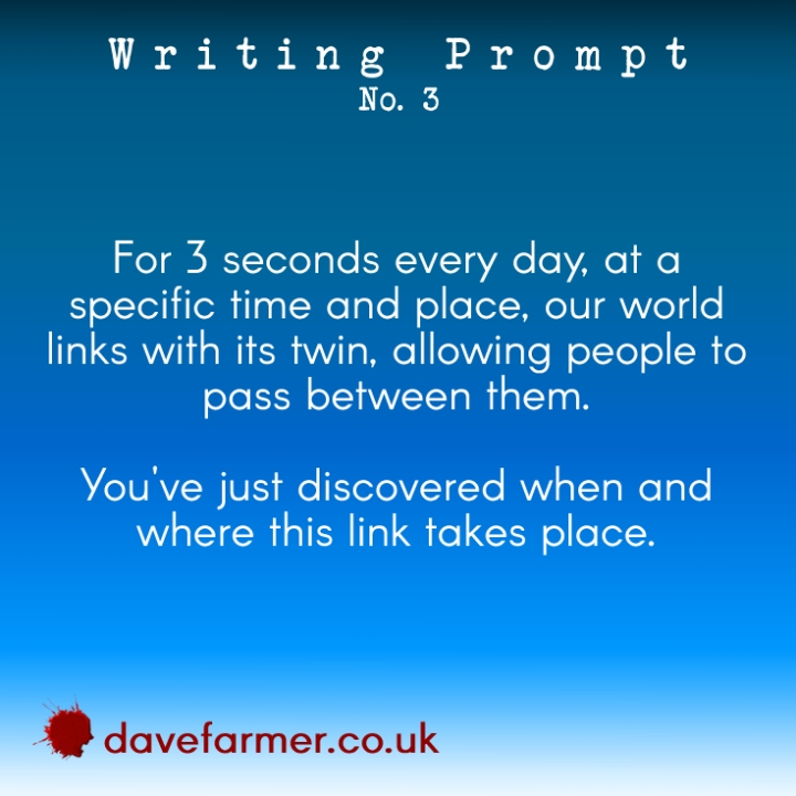 Writing Prompt Wednesday #3