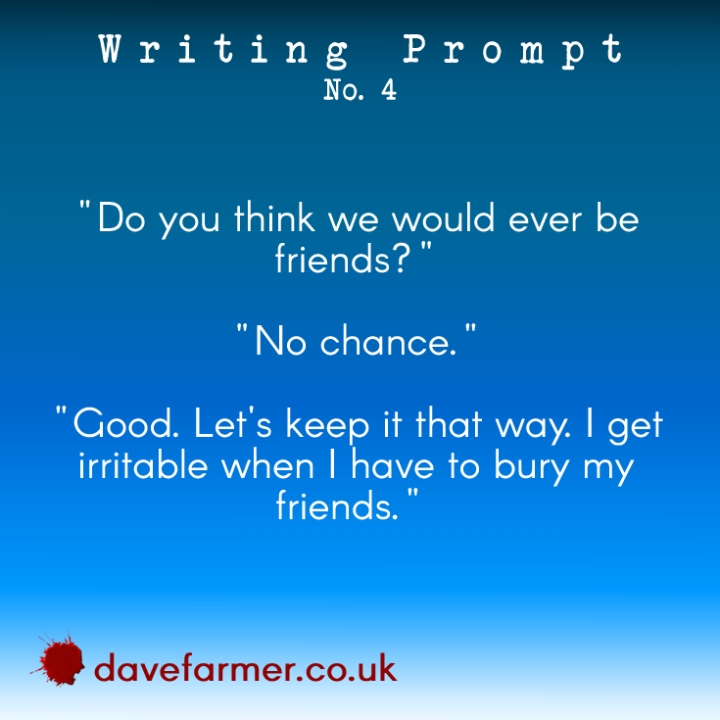 Writing Prompt Wednesday#4