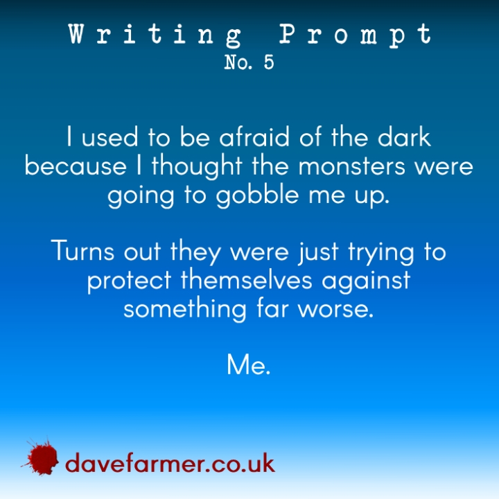 Writing Prompt Wednesday#5