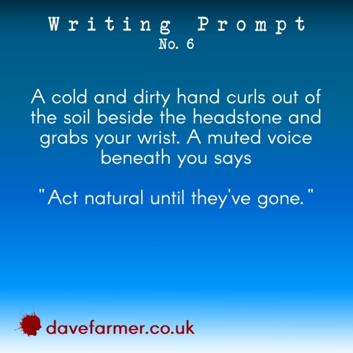 Writing Prompt Wednesday#6